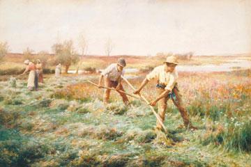 Alfred Glendening Gemälde
