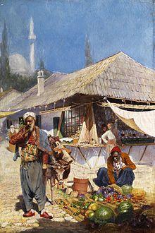 Alphons Leopold Mielich Gemälde