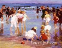 Edward Henry Potthast Gemälde