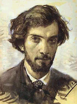 Isaac Ilyich Levitan Gemälde