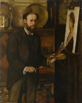 John Collier Gemälde