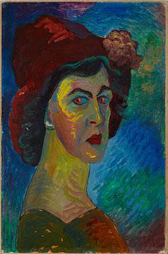 Marianne von Werefkin Gemälde