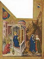 Melchior Broederlam Gemälde