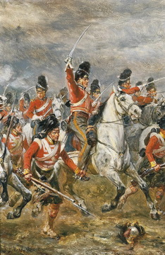 Robert Alexander Hillingford Gemälde