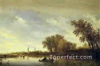 Salomon van Ruysdael Gemälde