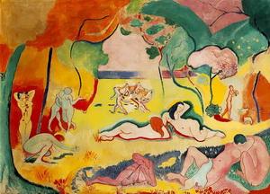 Abstraktions und Dekorations Gemälde
