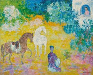 Asiatische Gemälde