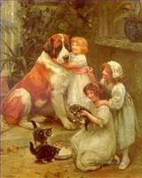Kinder Gemälde