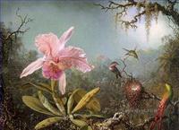 Klassische Blumen Gemälde