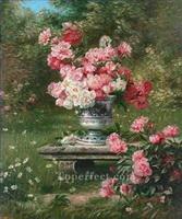Klassik Blumen Gemälde