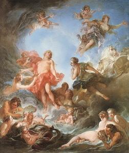 klassisch Gemälde