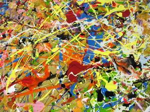 Zeitgenössische Kunst Gemälde