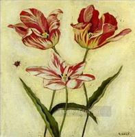 Deko Blumen Gemälde
