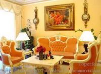 Wohnzimmer Dekorationskunst
