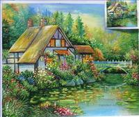 Exemplare von hoher Qualität Gemälde