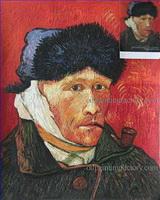 Exemplare der Sammlungsversion von berühmten Künstlern Gemälde