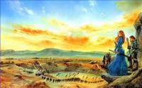 Fiktionale Geschichte Gemälde