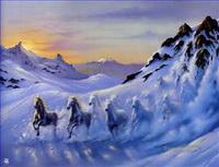 Pferd Gemälde