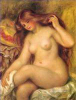 Nacktheit des Impressionismus Gemälde