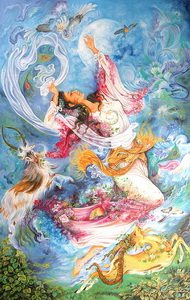Indisch Gemälde