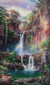 Landschaft Gemälde