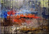 Dekorationsgemälde von Monet Stil Gemälde