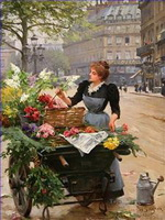 Paris Gemälde