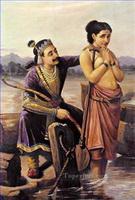 Raja Ravi Varma Gemälde