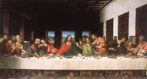 Religiös Gemälde