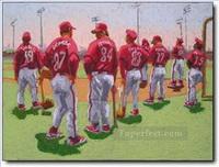 Sport Gemälde
