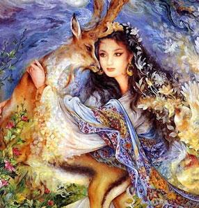 Märchen Gemälde