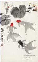 Traditionelle chinesische Kunst Gemälde
