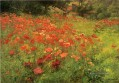 In Poppyland Landschaft John Ottis Adams