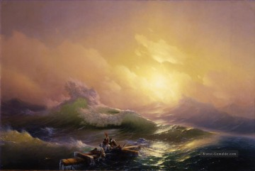 the 9th wave IBI Seestück Ivan Aivazovsky