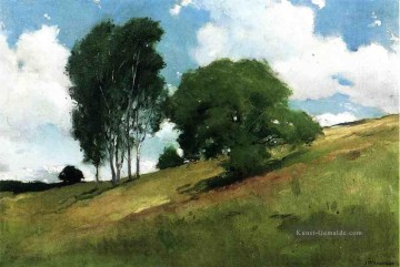 John Ölgemälde - Landschaft gemalt bei Cornish New Hampshire John White Alexander