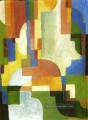 Colored Forms I August Macke