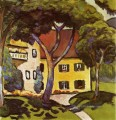 Staudachers Haus am Tegernsee August Macke