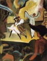 Russisches Ballett I August Macke