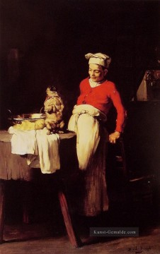 The cook and the pug Joseph Claude Bail