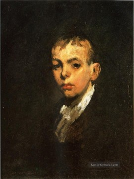 Bellows Kunst - Kopf eines Jungen aka Grey Boy Realist Ashcan Schule George Wesley Bellows