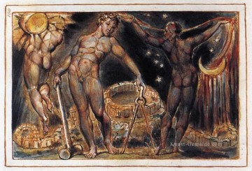 William Blake Werke - Los Romantik romantischen Alter William Blake