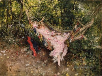 The Hammock genre Giovanni Boldini