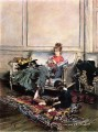 Friedliche Tage aka The Music Lesson genre Giovanni Boldini