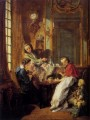 Boucher Francois Morning Coffee Rokoko Francois Boucher
