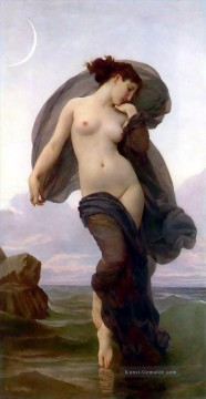 Evening Mood Realismus William Adolphe Bouguereau