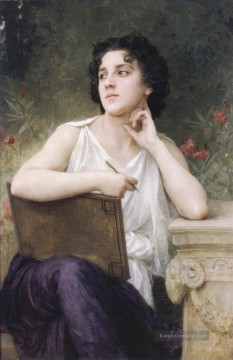 William Adolphe Bouguereau Werke - Inspiration Realismus William Adolphe Bouguereau