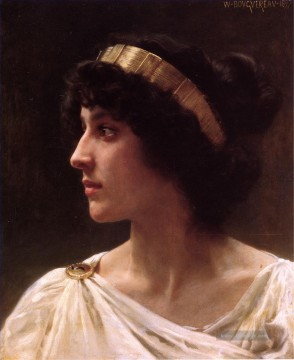 William Adolphe Bouguereau Werke - Irene Realismus William Adolphe Bouguereau
