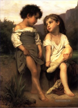 William Adolphe Bouguereau Werke - Les Jeunes Baigneuses Realismus William Adolphe Bouguereau