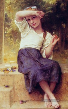 William Adolphe Bouguereau Werke - Marguerite Realismus William Adolphe Bouguereau