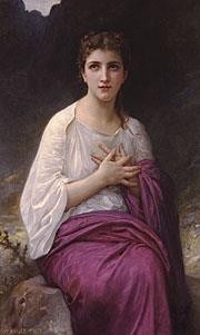 William Adolphe Bouguereau Werke - Psyche Realismus William Adolphe Bouguereau